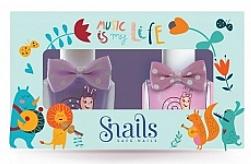 Parfüm, Parfüméria, kozmetikum Gyerek körömlakk 2x10,5ml - Snails Mini Bebe Music Is My Life