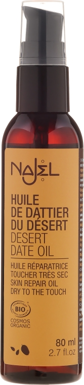 Organikus szantálfa olaj - Najel Organic Desert Date Oil