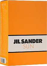 Parfüm, Parfüméria, kozmetikum Jil Sander Sun - Szett (edt/75ml + sh/gel/75ml)
