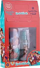 Parfüm, Parfüméria, kozmetikum Szett - Uroda For Kids Enchantimals (sh/gel/250ml + b/mist/110ml + stickers)