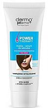 """Parfüm, Parfüméria, kozmetikum Hajszérum és maszk """"Hidratálás és simítás"""" - Dermo Pharma Power Therapy Deep Moisturizing & Smoothing Hair Mask"""