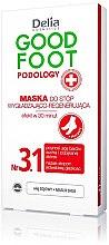 Parfüm, Parfüméria, kozmetikum Lábmaszk - Delia Cosmetics Good Foot Podology Nr 3.1