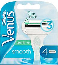 Parfüm, Parfüméria, kozmetikum Tartalék penge - Gillette Venus Smooth Sensitive