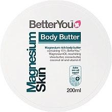 Parfüm, Parfüméria, kozmetikum Testápoló olaj magnéziummal - BetterYou Magnesium Body Butter