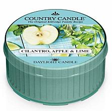 Parfüm, Parfüméria, kozmetikum Illatosított gyertya - Kringle Candle Cilantro, Apple & Lime