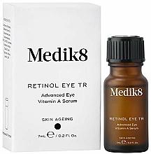 Parfüm, Parfüméria, kozmetikum Éjszakai szérum szemkörnyékre retinollal - Medik8 Retinol Eye TR