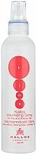 Parfüm, Parfüméria, kozmetikum Hajdúsító spray - Kallos Cosmetics Volumizing Spray