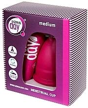 Parfüm, Parfüméria, kozmetikum Menstruációs kehely, M - Genial Day Menstrual Cup