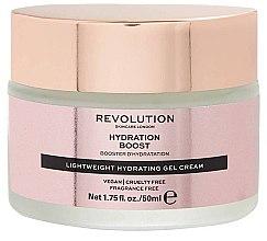 Parfüm, Parfüméria, kozmetikum Hidratáló gél-krém - Makeup Revolution Lightweight Hydrating Gel Cream
