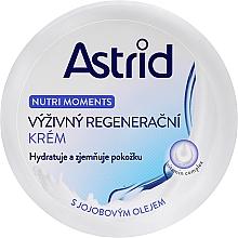 Parfüm, Parfüméria, kozmetikum Tápláló regeneráló krém - Astrid Nutri Moments Nourishing Regenerating Cream