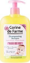 Parfüm, Parfüméria, kozmetikum Gyengéd sampon mandulavirág kivonattal - Corine de Farme Baby
