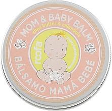 """Parfüm, Parfüméria, kozmetikum Testápoló balzsam """"Körömvirág és shea vaj"""" - Roofa Calendula & Panthenol Mom & Baby Shea Butter & Calendula Balm"""