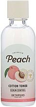 Parfüm, Parfüméria, kozmetikum Arctonik - Skinfood Premium Peach Cotton Toner