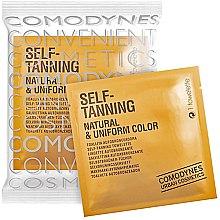 Parfüm, Parfüméria, kozmetikum Önbarnító szalvéta minden bőrtípusra - Comodynes Self-Tanning Natural & Uniform Color