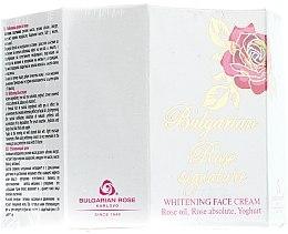 Parfüm, Parfüméria, kozmetikum Fehérítő arckrém - Bulgarian Rose Signature Rose Cream