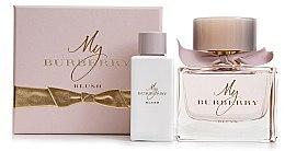 Parfüm, Parfüméria, kozmetikum Burberry My Burberry Blush - Szett (edp/50ml + b/l/75ml)