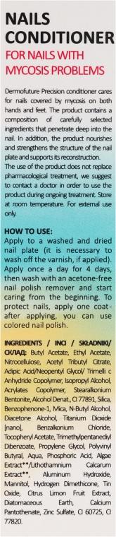 Körömápoló lábra, körmök gombásodása elleni terápia - DermoFuture Course Of Ttreatment Against Nail Fungus — fotó N3