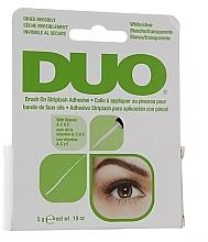 Parfüm, Parfüméria, kozmetikum Műszempilla ragasztó vitaminnal - Duo Brush-On Lash Adhesive