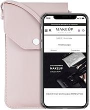 """Parfüm, Parfüméria, kozmetikum Telefontok """"Cross"""", púder - Makeup Phone Case Crossbody Powder"""