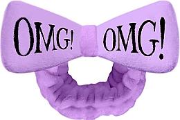 Parfüm, Parfüméria, kozmetikum Kozmetikai hajpánt, lila - Double Dare OMG! Purple Hair Band