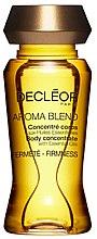 Parfüm, Parfüméria, kozmetikum Testápoló - Decleor Aroma Blend Body Concentrate Firmness