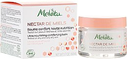 Parfüm, Parfüméria, kozmetikum Tápláló balzsam arcra - Melvita Nectar de Miels Baume Confort Haute Nutrition