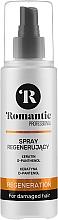 Parfüm, Parfüméria, kozmetikum Helyreállító spray - Romantic Professional