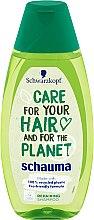 Parfüm, Parfüméria, kozmetikum Regeneráló sampon - Schwarzkopf Schauma Care For Your Hair & For The Planet Repairing Shampoo