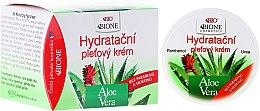 Parfüm, Parfüméria, kozmetikum Hidratáló arckrém - Bione Cosmetics Aloe Vera Hydrating Facial Cream With Panthenol And Ectoine