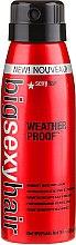 Hajspray nedvességvédelemmel - SexyHair BigSexyHair Weather Proof Humidity Resistant Spray  — fotó N1