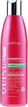 Parfüm, Parfüméria, kozmetikum Sampon festett hajra - Kativa Quinua PRO Shampoo