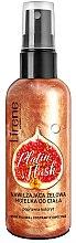 Parfüm, Parfüméria, kozmetikum Spray testre - Lirene Moisturizing Jelly Body Mist Platin Flash