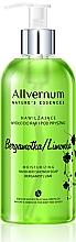 """Parfüm, Parfüméria, kozmetikum Szappan """"Bergamott és lime"""" - Allverne Nature's Essences Hand And Shower Soap"""
