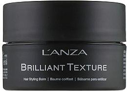 Parfüm, Parfüméria, kozmetikum Modellező hajbalzsam - L'anza Healing Style Brilliant Texture Balm