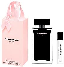 Parfüm, Parfüméria, kozmetikum Narciso Rodriguez For Her - Szett (edt/100ml + edt/mini/10ml)