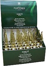Parfüm, Parfüméria, kozmetikum Tápláló hajolaj - Rene Furterer Karite Nutri Treatment Dry Hair