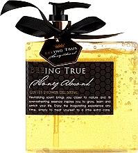 Parfüm, Parfüméria, kozmetikum Tusfürdő - Beeing True Almond Honey Shower Gel