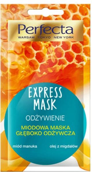"""Arcmaszk """"Tápláló"""" - Perfecta Express Mask"""