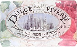 "Parfüm, Parfüméria, kozmetikum ""Milan"" szappan - Nesti Dante Dolce Vivere Milano"
