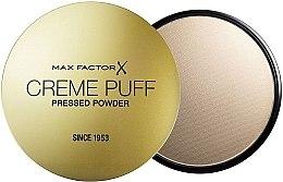 Parfüm, Parfüméria, kozmetikum Kompakt púder (szivacs nélkül) - Max Factor Creme Puff Pressed Powder