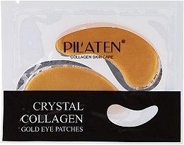 Parfüm, Parfüméria, kozmetikum Kollagén szemhéjtapasz-maszk - Pilaten Crystal Collagen Gold Eye Mask
