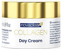 Parfüm, Parfüméria, kozmetikum Nappali kollagén arckrém - Novaclear Collagen Day Cream