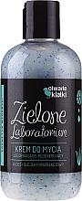"""Parfüm, Parfüméria, kozmetikum Feszesítő és regeneráló tusfürdő """"Aloe vera és narancsolaj"""" - Zielone Laboratorium"""