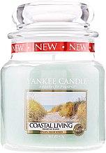 Parfüm, Parfüméria, kozmetikum Illatos gyertya pohárban - Yankee Candle Coastal Living