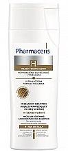 Parfüm, Parfüméria, kozmetikum Nyugtató sampon érzékeny fejbőrre - Pharmaceris H-Sensitonin Micellar Soothing and Moisturizing Shampoo