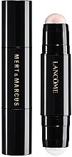 Parfüm, Parfüméria, kozmetikum Kétoldalas highlighter stift + mattító bázis - Lancome Teint Idole Ultra Duo Stick