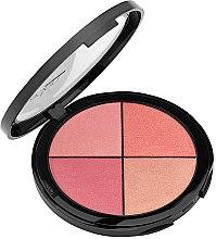 Parfüm, Parfüméria, kozmetikum Arcpirosító paletta - Aden Cosmetics Blusher Palette