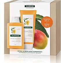 Parfüm, Parfüméria, kozmetikum Szett - Klorane Mango (shm/200ml + balm/200ml)