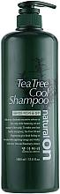 Parfüm, Parfüméria, kozmetikum Hűsítő sampon teafa alapon - Daeng Gi Meo Ri Naturalon Tea Tree Cool Shampoo
