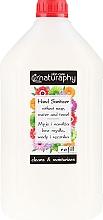 Parfüm, Parfüméria, kozmetikum Kézfertőtleníő - Bluxcosmetics Naturaphy Hand Sanitizer